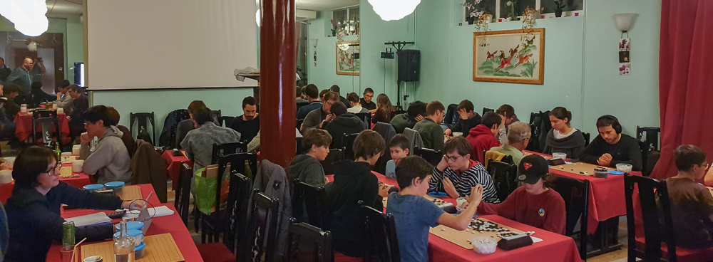 participants au Challenge LRA 2019 Grenoble